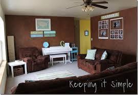 my livingroom my living room reveal keeping it simple crafts