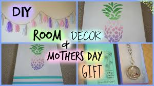 Mother S Day Decorations Diy Room Decor Mother U0027s Day Gift 2015 Youtube