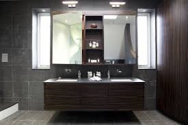 Bathroom Cabinet With Mirror I Love The Mirrored Storage Cabinet Is It Retail Or Custom Made