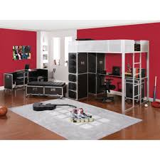 interior studio themes teen bedroom design with sound system