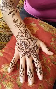 custom henna tattoos in san diego ca crescent moon designs