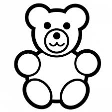 pictures of bears to color images children coloring christmas
