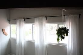 Installation Of Curtain Rods Enjoy It By Elise Blaha Cripe Bedroom Curtains