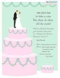 bridal shower invite wording for bridal shower invitations lovetoknow