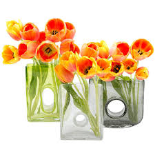 Modern Glass Vase Arch Chive Products Llc
