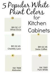 Color For Kitchen Cabinets Pictures 6 White Paint Colors Perfect For Kitchens White Paint Colors