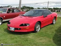 95 chevy camaro 1995 chevrolet camaro z28 id 17410