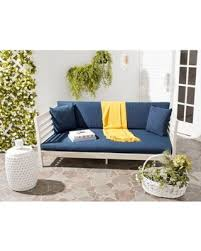 Wooden Outdoor Daybed Furniture - spectacular deal on safavieh malibu wood outdoor daybed in antique
