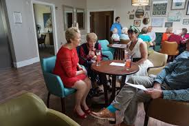 cocktail party cumnor hill house care home oxford