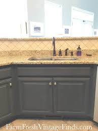 Gray Paint For Kitchen Cabinets General Finishes Milk Paint Kitchen Cabinets Kitchen Decoration