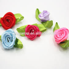 Polyester Flowers - handmade ribbon flower handmade ribbon flower suppliers and