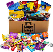 college student care package sweet salty college care package with snack gifts