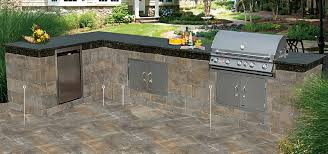 outdoor kitchen cabinets kits popular outdoor kitchen cabinets kits with image 16 of 23 euglena biz