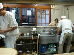 tempura restaurants in eating out in tokyo cheapest lunch