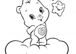 care bears coloring pages coloring4free