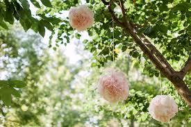 Flower Ball Diy Flower Balls Kissing Balls Coffee Filter Pomander Balls