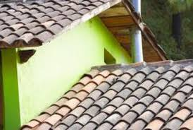 Cement Roof Tiles How To Adhere Cement Roof Tiles Home Guides Sf Gate