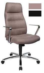 fauteuil de bureau haut fauteuil de direction haut dossier finition chromées ci