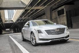 future cadillac 2016 cadillac ct6 flagship sedan is american luxury understated