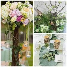 themed wedding decor 7 easy rustic wedding reception ideas uniquely yours wedding