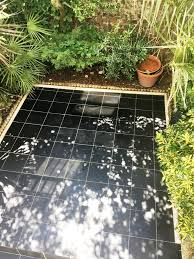 Slate Patio Sealer by Lower Courtyard Slate Patio Cleaning In Brighton Tile Cleaners