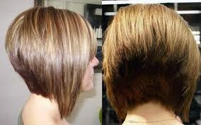short hair back images stacked bob hairstyles back view short stacked bob hairstyles back