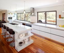 traditional white and black scandinavian kitchen design trends