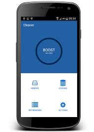 clean android phone rocket boost speed up your android phone