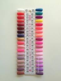 66 best dnd gel colors images on pinterest luminous nails base