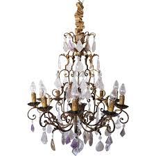 Antique Rock Crystal Chandelier Lighting Antique Chandeliers Eron Johnson Antiques Page 1