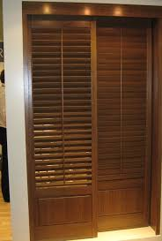 Louvered Doors Interior 14 Best Louvered Door Images On Pinterest Master Bathroom
