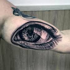 eye tattoos for ideas and inspiration for guys