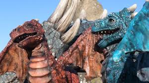 Why Does The Welsh Flag Have A Dragon The Dragons At A Welsh Castle Have Welcomed Two Babies To The