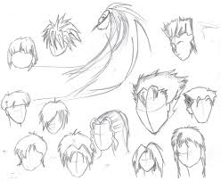 hhort haircut sketches for man girl hairstyle drawing at getdrawings com free for personal use