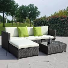 outdoor u0026 garden cool cheap round modular outdoor wicker sofa