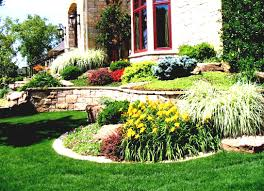 Flowers For Backyard by Landscaping Ideas For Backyard Homerior Com