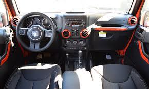 orange jeep jk sniper edition jeeps califonia custom sport trucks