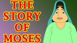 the story of moses bible stories youtube