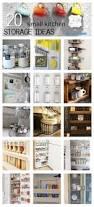 Tiny Kitchen Storage Ideas 31 Amazing Space Saving Kitchen Hacks Tiny Houses Spaces And