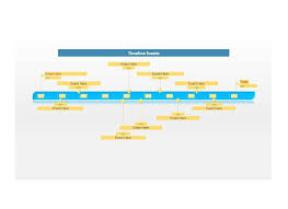 event timeline template 8 samples examples formatssample