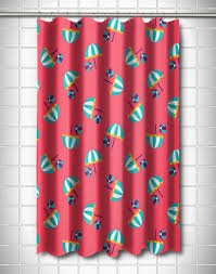 Coastal Shower Curtains Coastal Shower Curtains