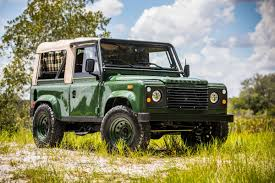 90s land rover project barbour by east coast defender