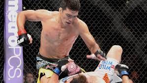 Light Heavyweight Champion Lyoto Machida U0027s Ko Finish Earns Him Next At Ufc Light