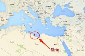 Middle East Map Capitals by Isis U0027backup U0027 Capital In Sirte Libya Business Insider