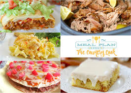 mexican pizza meal plan sunday 28 the country cook