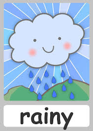 free weather flashcards for kindergarten teach weather easily