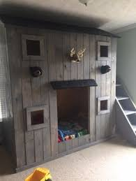 our family project diy loft bed bunk bed playhouse kids bed