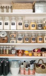 Closet Organization Ideas Pinterest by Best 25 Organized Pantry Ideas On Pinterest Pantry Storage