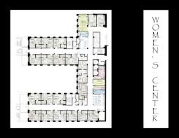 Health Center Floor Plan Healthcare Womens Health Center By Heather Flick At Coroflot Com