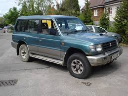 mitsubishi pajero 1998 mitsubishi shogun 1998 in mitcham london gumtree